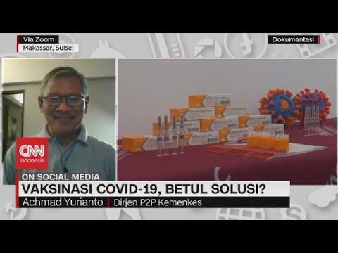 Vaksinasi Covid-19, Betul Solusi?
