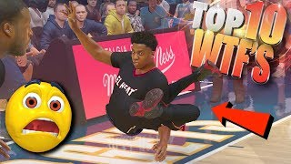 Download TOP 10 Things I DON'T Want To See In NBA 2K18 - Glitches & WTF's Video