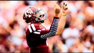 Download The Most Exciting Quarterback in College Football  Johnny Manziel  Texas A&M Highlights Video