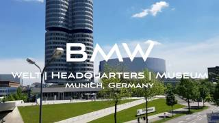 Download BMW Welt - Museum - Headquarters | Munich, Germany Video