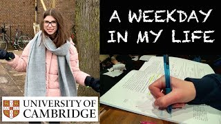 Download TYPICAL WEEKDAY AT CAMBRIDGE UNI Video