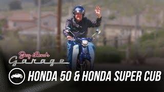 Download Honda 50 and Honda Super Cub - Jay Leno's Garage Video