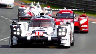 Download Le Mans 2015 Winner Porsche 919 Hybrid Nico Hülkenberg Earl Bamber Nick Tandy Porsche Car CARJAM Video