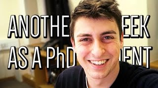 Download Another week as a PhD student Video