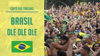 Download O CANTO QUE EMBALA A TORCIDA BRASILEIRA NA COPA! | Torcidas na Copa #3 Video