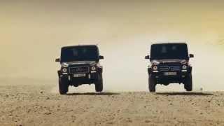 Download Mercedes-Benz G Class (G500 vs G63 AMG) Video