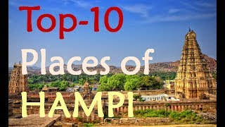 Download Top 10 must places of Hampi | A weekend getaway from Hyderabad, Bangalore and Mumbai Video