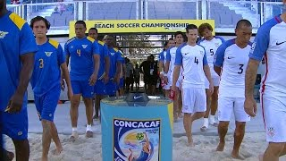 Download Beach National Team vs. U.S. Virgin Islands: Highlights - Feb. 20, 2017 Video