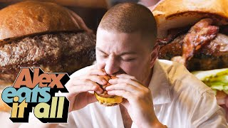 Download 9 Juicy Lucy Cheeseburgers in 9 Hours. Which is the Best? | Bon Appétit Video