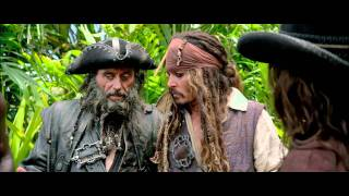 Download Cliff Jump Extended Clip - Pirates of the Caribbean: On Stranger Tides Video