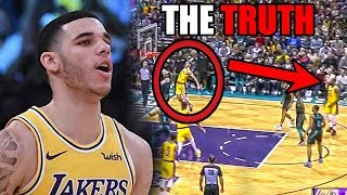 Download The REAL Reason Why Lonzo Ball Is Playing BETTER (Ft. LeBron James, NBA Passes, Dunks) Video