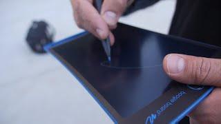 Download Kent Displays eWriter Boogie Board demos by CTO Video