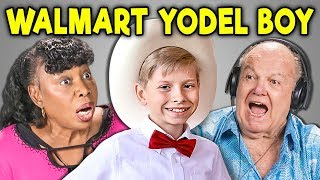 Download ELDERS REACT TO WALMART YODEL BOY Video