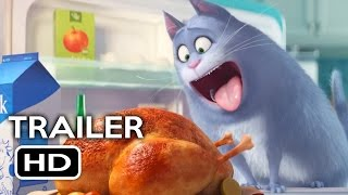 Download The Secret Life of Pets Official Trailer #1 (2016) Louis C.K. Animated Movie HD Video