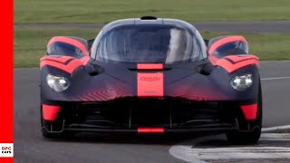 Download Aston Martin Valkyrie at Silverstone Testing Video