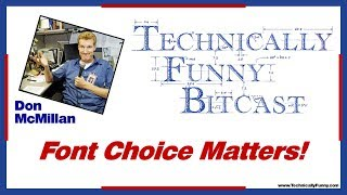 Download Font Choice Matters (Corporate Comedy Video) Video