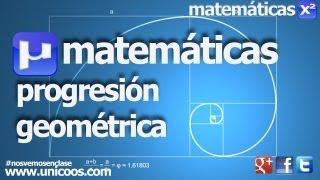 Download Progresion geometrica SECUNDARIA (3ºESO) sucesion Video