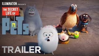 Download The Secret Life of Pets - Trailer #2 (HD) - Illumination Video