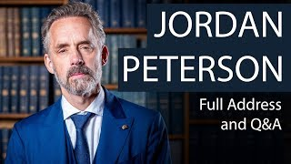 Download Jordan Peterson | Full Address and Q&A | Oxford Union Video