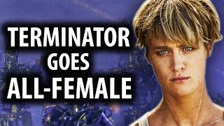 Download Terminator Goes All Female Despite Ghostbusters & Ocean's 8 Failing Video