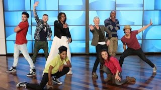Download Ellen and Michelle Obama Break It Down Video