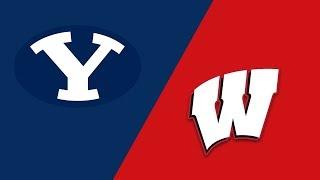 Download Week 3 2018 BYU vs #6 Wisconsin Highlights Sept 15 2018 Video