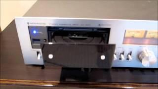 Download HTPC in vintage Kenwood cassette deck Video