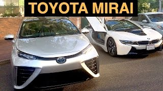 Download 2016 Toyota Mirai Review - Are Hydrogen Cars The Future? Video
