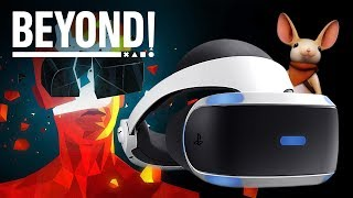 Download PlayStation VR Games to Play this Holiday - Beyond Highlight Video