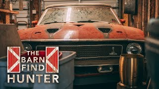 Download 1970 Shelby GT500 Convertible | Barn Find Hunter - Ep. 36 Video