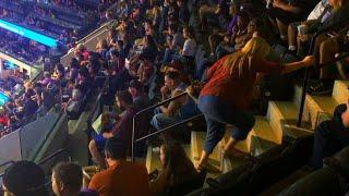 Download Are Steep Stadium Seats Dangerous? Video