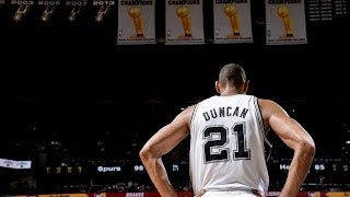 Download Tim Duncan - Legendary Legacy Video