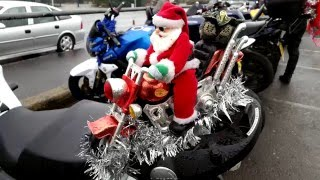 Download Ace Cafe Christmas Toy Run - 2015 Video