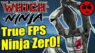 Download Zer0, Borderlands Real Life Ninja! feat. The Anime Man! - Which Ninja Video