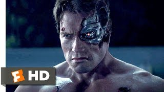 Download Terminator Genisys (2015) - Pops vs. the T-800 Scene (1/10) | Movieclips Video