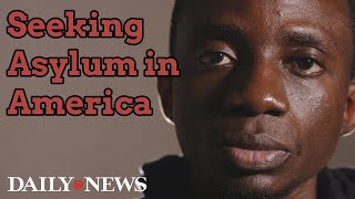 Download Seeking Asylum in America: Gay Nigerian escapes persecution for better life in US Video