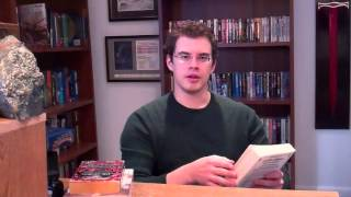Download Christopher Paolini Discusses Titus Groan Video