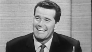 Download What's My Line? - James Garner; Tony Randall [panel] (Oct 25, 1964) [CORRECTED] Video