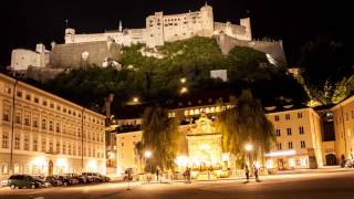 Download Salzburg City by Night Video