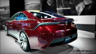 Download Toyota NS4 Concept! Possible Toyota Corolla Furia Concept Inspiration Video
