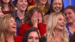 Download Ellen Deciphers Her Audience's Seating Choices Video