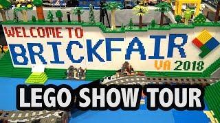 Download BrickFair Virginia 2018 LEGO Convention Tour Video