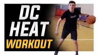 Download DC Heat Shooting Workout: Basketball Shooting Drills Video
