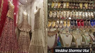 Download Pakistani Bridal Dresses | Wedding Shopping From Local Bazaar Feat. Anarkali Video