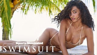 Download Raven Lyn Reveals Her Swimsuit Modeling Tips From Yu Tsai | Candids | Sports Illustrated Swimsuit Video