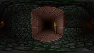 Download The Dungeon: 360 Degree Minecraft Animation Video