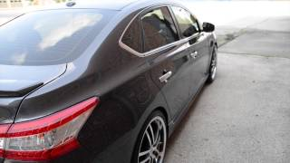 Download Nissan sentra 2013 lowered Video