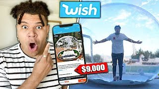 Download Buying The Most Expensive Items on Wish!! Video