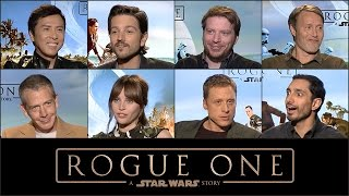 Download Sit Down With the Stars: Rogue One – Regal Cinemas [HD] Video