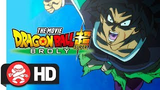 Download Dragon Ball Super - The Movie: Broly - Official Trailer (English) Video